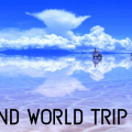 ONE WORLD TRIP DIARY