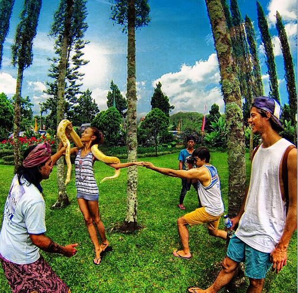旅と生活と写真「follow me」