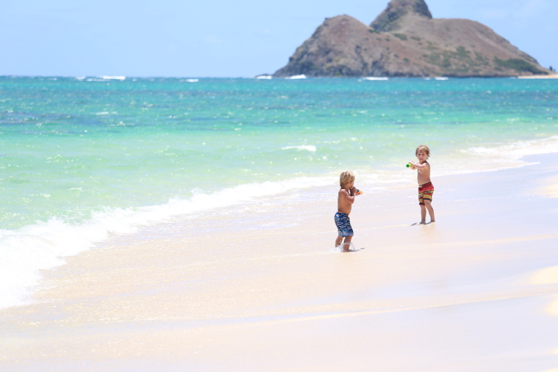 Hawaii Lanikai Beach 03